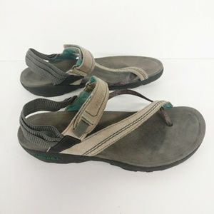 Merrell Comfort Strappy Athletic Sandals - Size 7